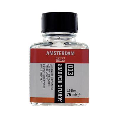 Раствор для очистки кистей от акрила Royal Talens Amsterdam 013 75 мл