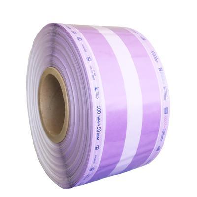 Рулон для стерилизации iPack для паровой и газовой стерилизации 350 мм х 100 м