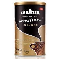 Кофе растворимый Lavazza Prontissimo Intenso 95 г (железная банка)