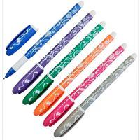 Ручка гелевая Beifa синяя (в ассортименте, толщина линии 0.5 мм)