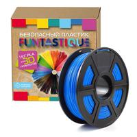 Пластик PLA для 3D-принтера Funtastique ультрамарин 1.75 мм 1 кг