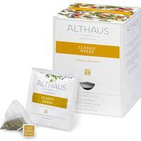 Чай Althaus Classic Herbs травяной 15 пакетиков