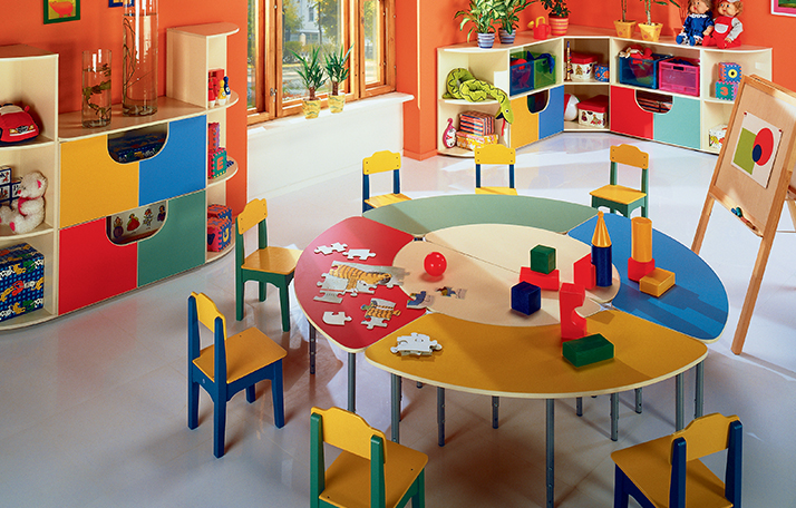 """Детская мебель """"Креатив"""""""