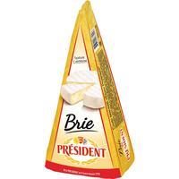 Сыр President Brie мягкий с белой плесенью 60% 200 г