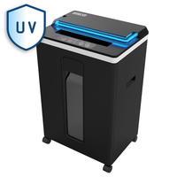 Уничтожитель документов Office Kit S165UV 5-й уровень секретности объем корзины 22 л