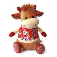 Новогодний сладкий подарок Ивашка в игрушке 800 г (с магнитом)