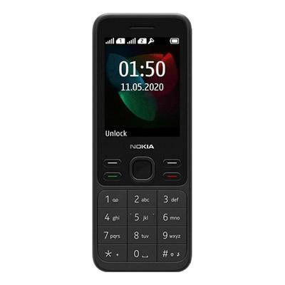 Мобильный телефон Nokia 150 DS TA-1235 черный (16GMNB01A16)