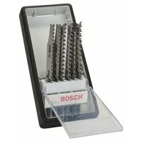 Набор пилок Bosch Robust Line Wood Expert (6 предметов, артикул производителя 2607010572)