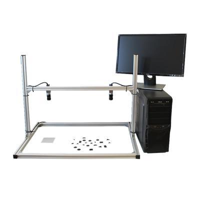 Комплект учебно-лабораторного оборудования Методы обработки видео в системах зрения роботов