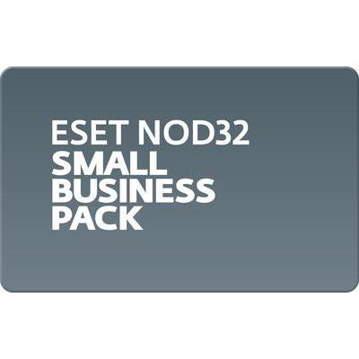 Антивирус Eset NOD32 Business Pack база для 5 ПК на 12 месяцев (NOD32-SBP-NS(CARD)-1-5)