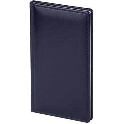 Еженедельник датированный карманный на 2019 год Attache Каньон искусственная кожа A7 64 листа синий (90x160 мм)