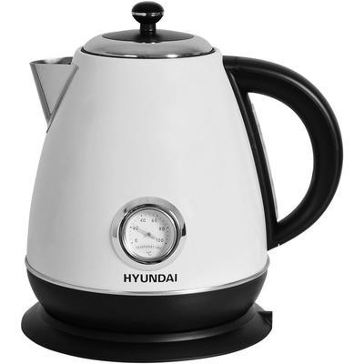 Чайник Hyundai HYK-S4502 белый