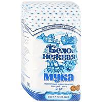 Мука пшеничная Бело-нежная 2 кг