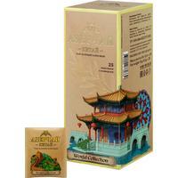 Чай Азерчай World collection Китай зеленый 25 пакетиков
