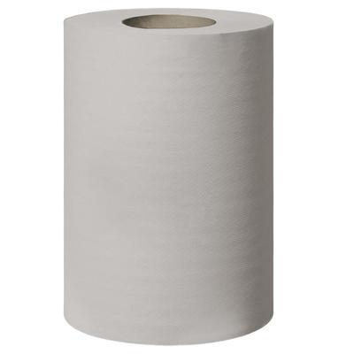 Полотенца бумажные в рулонах Viva 1-слойные 12 рулонов по 120 метров