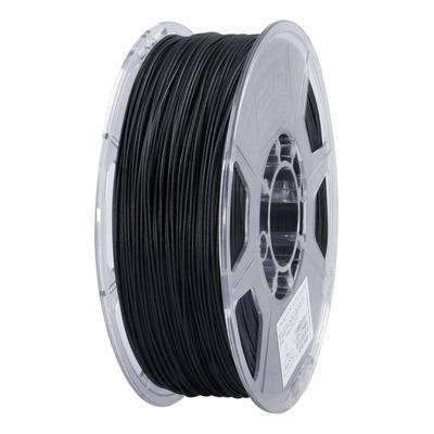 Пластик PETG для 3D-принтера ESUN черный 1,75 мм 1 кг