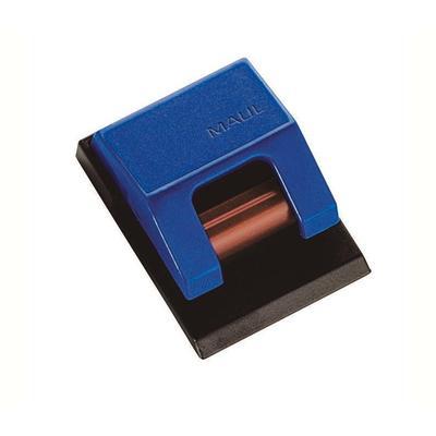 Зажим роликовый Maul Hebel синий (10 штук в упаковке)