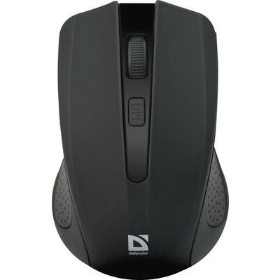 Мышь компьютерная Defender Accura MM-935 черная