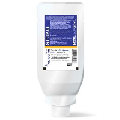 Крем защитный Deb-Stoko Travabon classic /Travabon гидрофильный 1000 мл