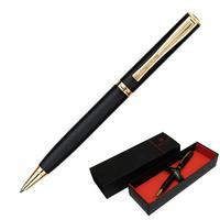 Ручка шариковая Pierre Cardin Eco цвет чернил синий цвет корпуса черный (артикул производителя PC0867BP)