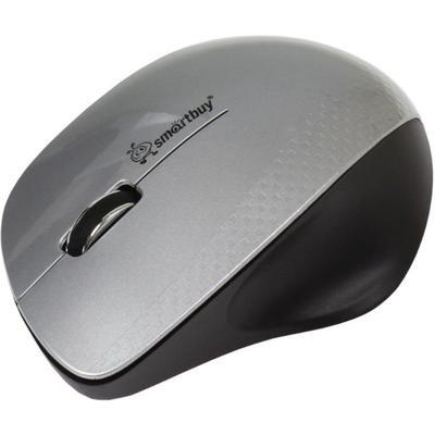 Мышь компьютерная Smartbuy 309AG серебристая (SBM-309AG-SK)