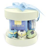 Подарочный набор Peroni-honey Ванильное небо (мед-суфле 3х30 мл, чай 45 г, эко-свеча)