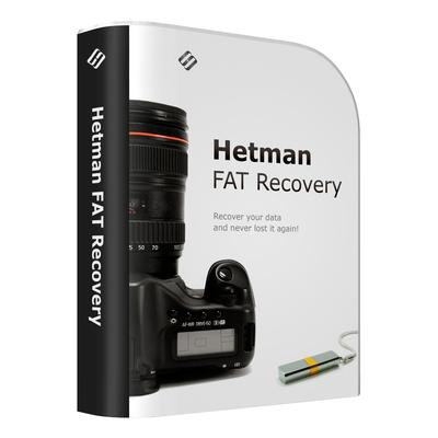 Программное обеспечение Hetman FAT Recovery Commercial (электронная лицензия, RU-HFR2.5-CE)