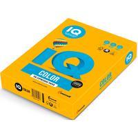 Бумага цветная для печати IQ Color желтая интенсив SY40 (А3, 80 г/кв.м, 500 листов)