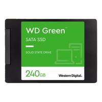 SSD накопитель Western Digital Green 240 ГБ (WDS240G2G0A)