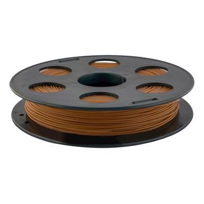 Пластик BFWood BestFilament для 3D-принтера коричневый 1,75 мм 0,5 кг