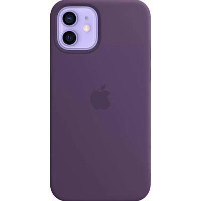 Чехол-накладка Apple Silicone Case MagSafe для iPhone 12/12 Pro MK033ZE/A