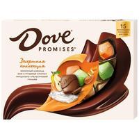 Шоколадные конфеты Dove Promises десертное ассорти 118 г