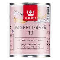 Лак панельный Tikkurila Paneeli-Assa EP колеруемый бесцветный матовый 0,9 л