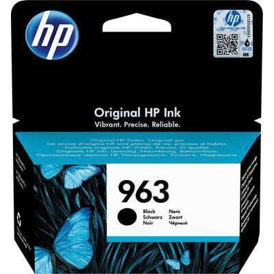 Картридж струйный HP 963 3JA26AE черный оригинальный