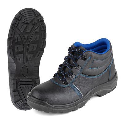Ботинки ПУ кожа черные размер 42