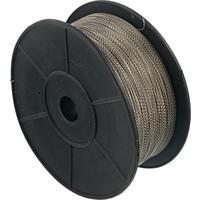Проволока для опломбирования металлическая витая 400 м (диаметр 0.75 мм)
