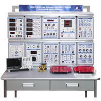 Комплект учебно-лабораторного оборудования Основы электротехники и элетроники (с осциллографом)