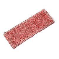 Насадка МОП Sprint Progressive микроволокно 40 см белая/красная