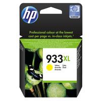 Картридж струйный HP 933XL CN056AE желтый оригинальный повышенной емкости