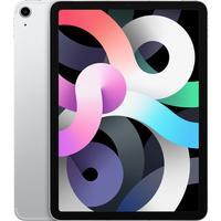 Планшет Apple iPad Air 10.9 (2020) Wi-Fi + Cellular 256 ГБ серебристый (MYH42RU/A)
