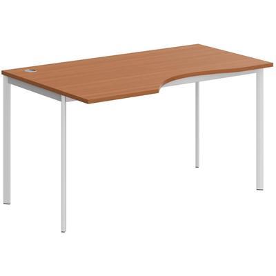 Стол письменный Imago S СА-2S левый (груша арозо, 1400x900x755 мм)