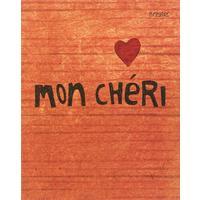 Тетрадь общая Kroyter Mon Chery А5 48 листов в клетку на скрепке