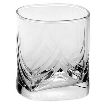 Набор стаканов Pasabahce Триумф стеклянные низкие 320 мл 6 штук в упаковке (41620B)