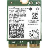 Уценка. Модуль Intel Wi-Fi 6 AX201 ( NGWG.NVW 999TD0). уц_тех