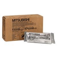 Бумага для видеопринтера Mitsubishi K 65 HM (original)