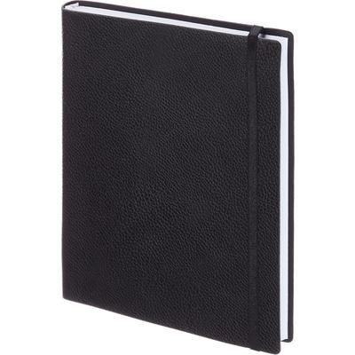 Ежедневник недатированный InFolio Prime искусственная кожа А5 черный (140х200х19 мм)