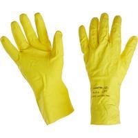 Перчатки КЩС Ansell AlphaTec Эконохэндс 87-190 латекс желтые (размер 10, XL)