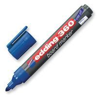 Маркер для досок Edding e-360/3 синий (толщина линии 1.5-3 мм)