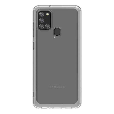Чехол накладка Araree A cover для Samsung Galaxy A21s прозрачный (GP-FPA217KDATR)