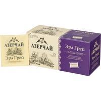 Чай Азерчай Premium Collection черный с бергамотом 25 пакетиков